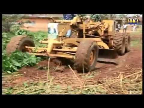 EJ Agbonayinma grades more roads in Ikpoba-Okha