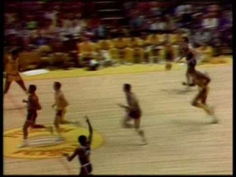 1972 NBA Finals: Knicks at Lakers, Gm 5 part 5/11