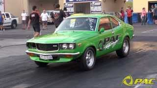 Andrew Toet RX3 Back-To-Back 9s at Full Throttle Friday 25/10/13