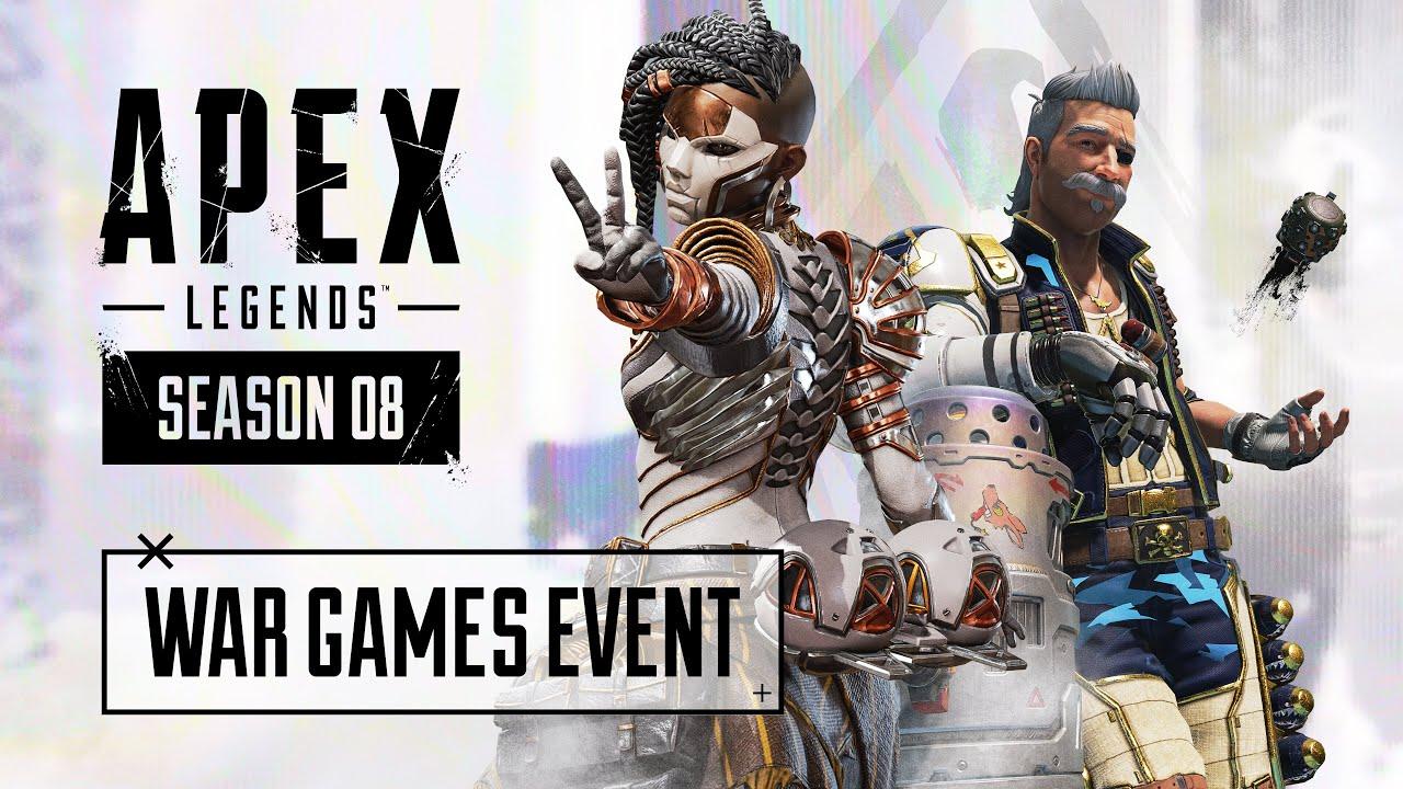 Apex Legends War Games Event Trailer