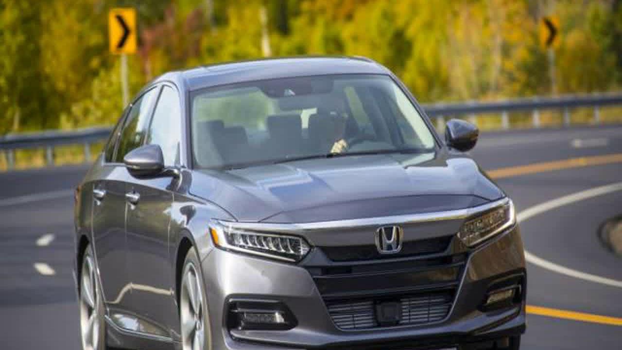 2018 Honda Accord Gas Tank Size