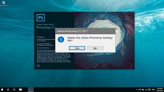 How to Reset Adobe Photoshop CS6/CC to Its Default Settings Easily (2017) !!