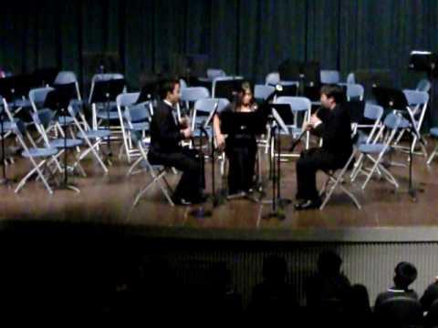 Mid-Pacific Institute Trio- Sonata in C