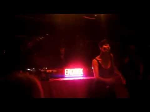 Diana Est Live @ Bordello A Parigi Party 17 05 2014