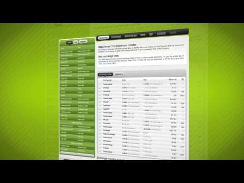 Exchanger Monitor BestChange.com