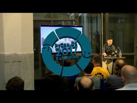 PyCon.DE 2017 Samuel Muñoz Hidalgo - The eye of the Python, an eye tracking system. From zero to...