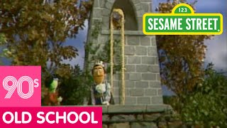 Sesame Street: Rapunzel Is Stuck In A Tower