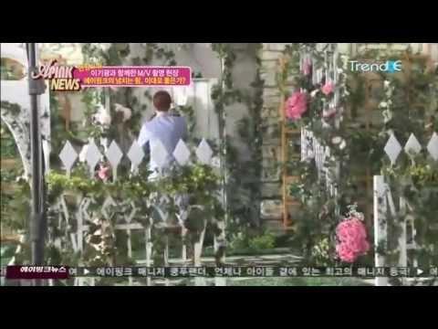 [Vietsub][BTS] APink Making MV I Don't Know  { Happy 1st Anniversary }