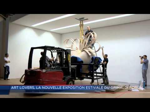 Art Lovers au Grimaldi Forum de Monaco