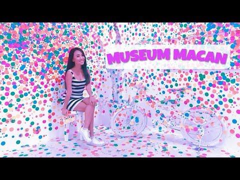 Vlog Museum Macan | Jakarta | Indonesia