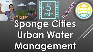 Sponge cities: approach to urban water management (important)