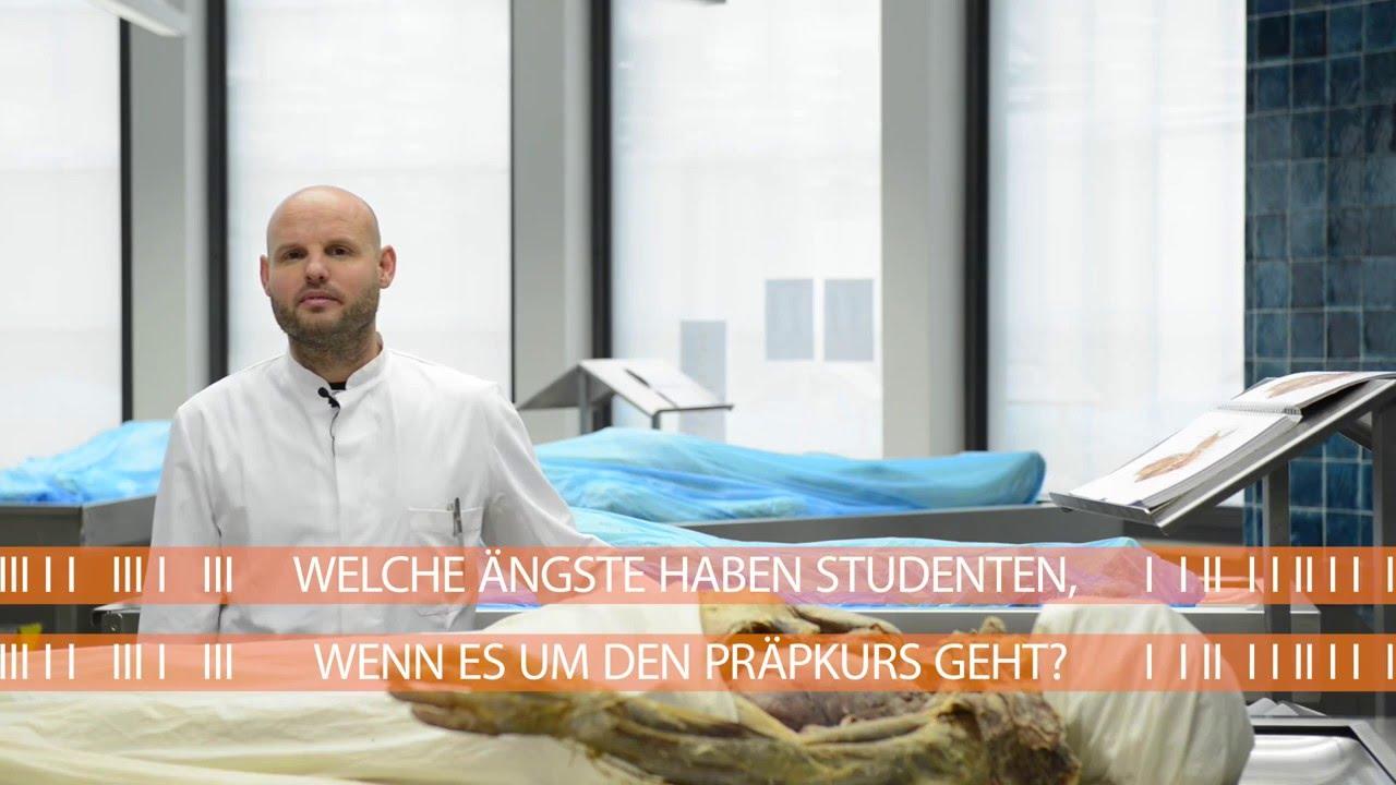 Der Präparierkurs - erklärt von Prof. Dr. med. Jens Waschke - YouTube