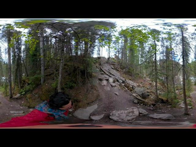 Yoho National Park - Video 360