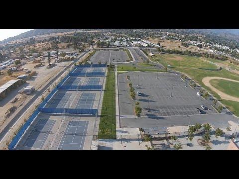Beaumont High School Aerial Video - June 2014