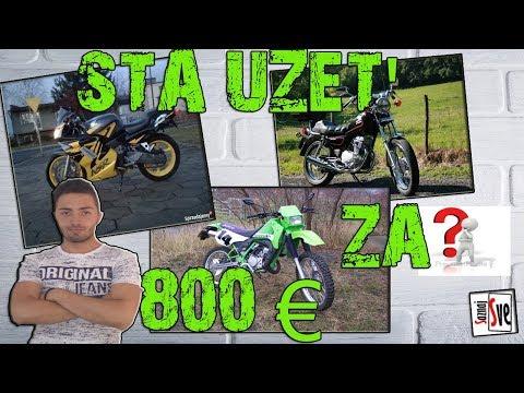 NAJBOLJI MOTORI DO 800 EURA