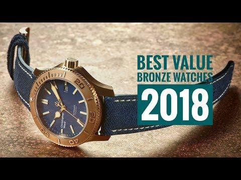 Best Value Bronze Watches - 2018