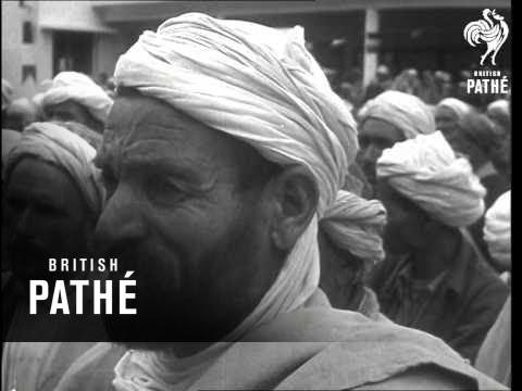 Arab Population Gets Arms For Self Defence (1957)