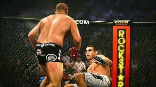 видео: ФЕДОР ЕМЕЛЬЯНЕНКО против Чемпионов UFC.