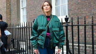 Street Style Highlights   London Fashion Week S/S 2019