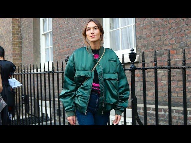 Street Style Highlights | London Fashion Week