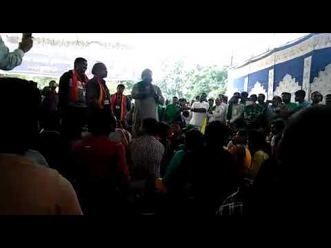 Bank aspirants hunger strike Bangalore