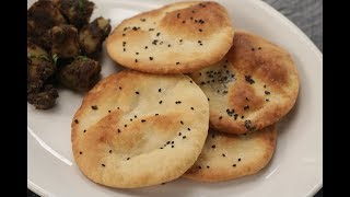 Kulcha | 21 Indian Breads To Try Before You Die | Sanjeev Kapoor Khazana