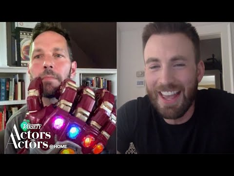 Chris Evans and Paul Rudd - Actors on Actors - Full Conversation