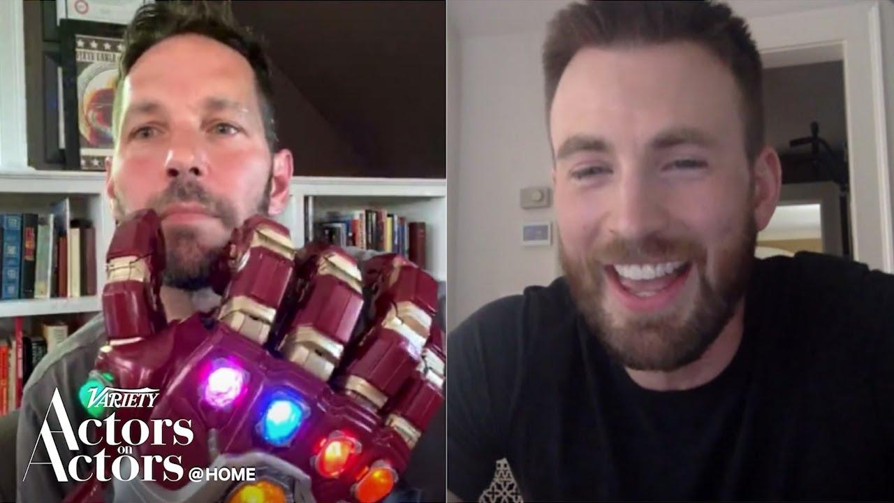 Chris Evans and Paul Rudd - Actors on Actors - Full Conversation