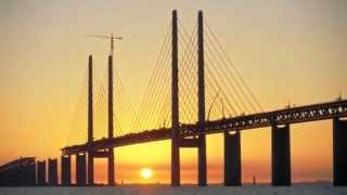 The Øresund Bridge -  is the longest in Europe