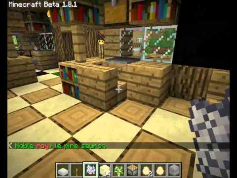 minecraft la maison parfaite de eatman002 youtube. Black Bedroom Furniture Sets. Home Design Ideas