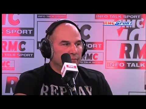Moscato Show / Vincent Moscato s'emballe à propos de Frédéric Michalak