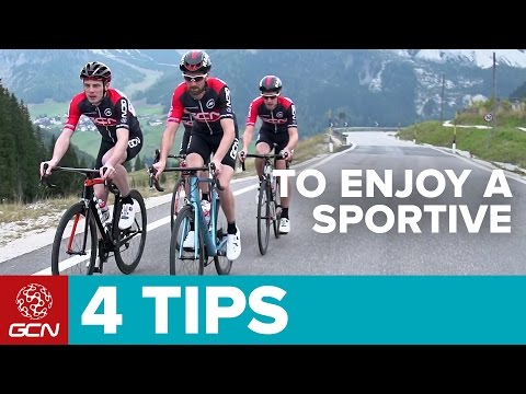 4 Tips To Enjoy A Sportive