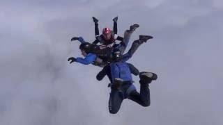 AFF level 3 Skydive Voss
