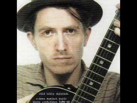 Wild Billy Childish - Crimes Of The Future