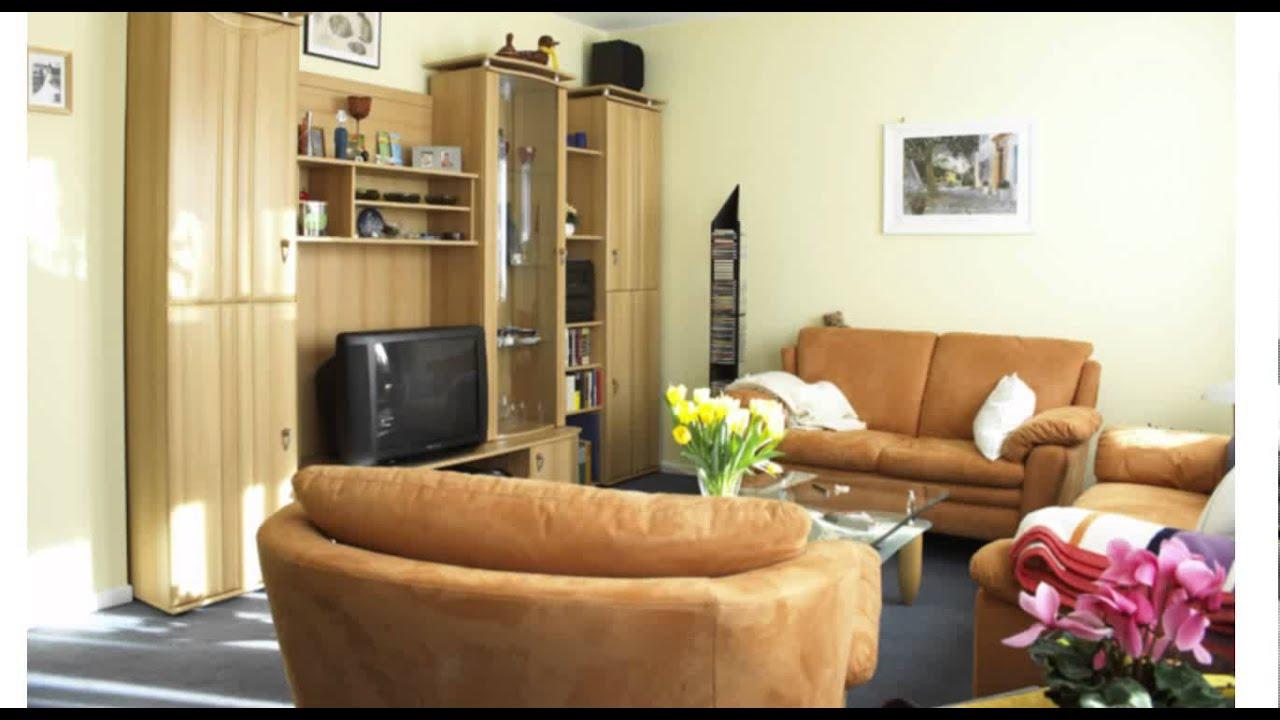 German Grammar: Möbil, Zimmer (Furniture And Rooms)