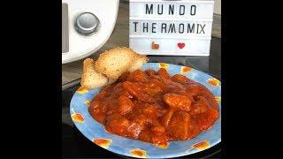Magra con tomate / Magra con tomate en Thermomix / Receta magra con tomate
