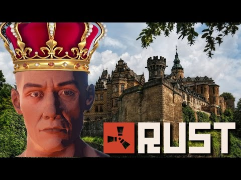 Rust Medieval Adventure #3 | A DAY WITH THE KING!