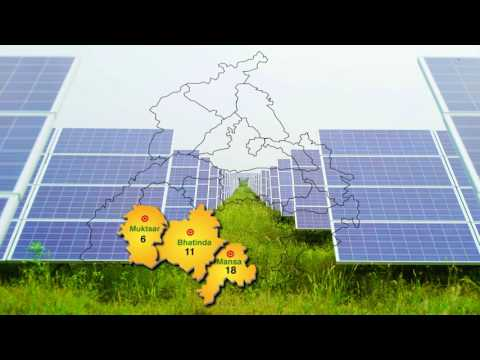 Punjab Government Solar Power Advertisement