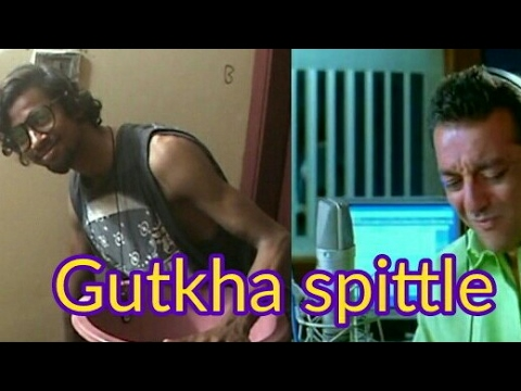 Gutkha spittle|Star vines karachi