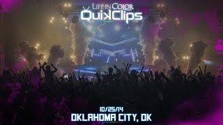 OKC Life In Color - UNLEASH - Oklahoma City, OK - 10/25/14 - QuikClip