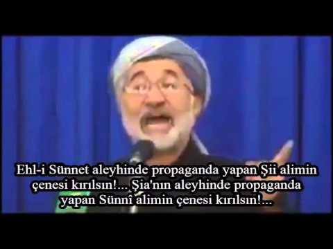 Afgan alimden muhteşem İslami Vahdet konuşması