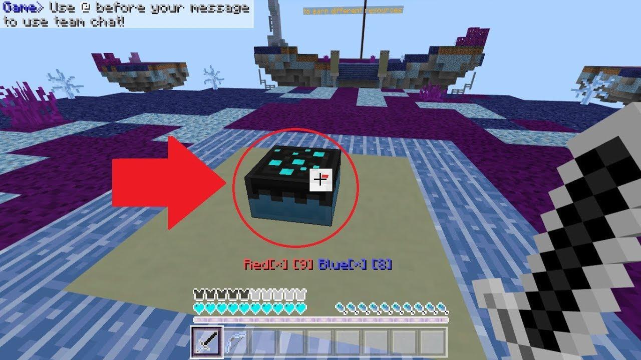 Minecraft Mineplex Cake Wars 4 INVERTED TEXTURES CHALLENGE YouTube