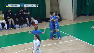 Highlights Ukraine w 5 2 Finland w Lviv Freedom Cup Group A