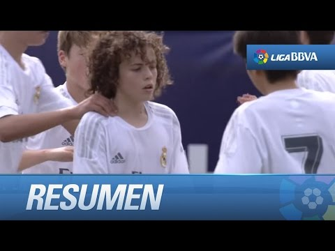 Resumen de Real Madrid (3-1) Aspire Academy