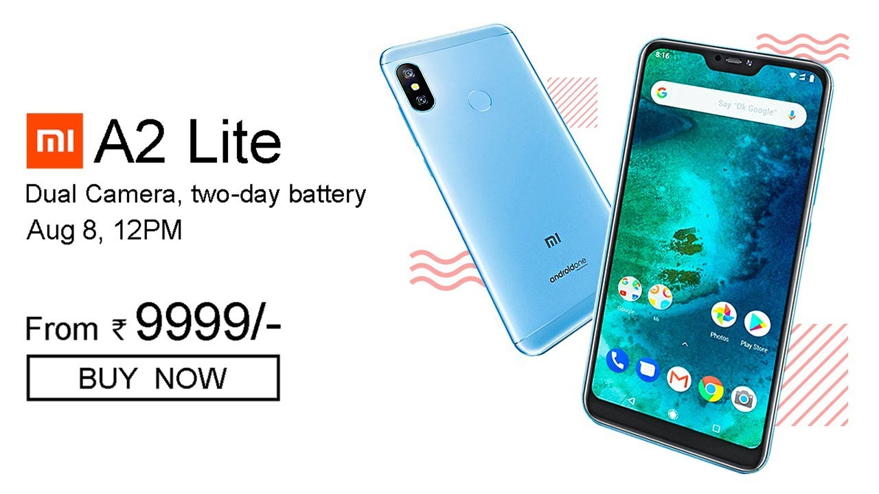 Xiaomi Mia2 Lite Price Specifications Release Date In