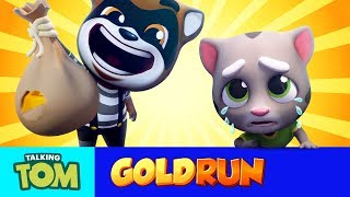 Talking Tom das Gold - MEGA-TRAILER (Comic-Compilation)