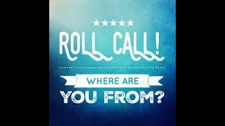 Roll Call 9