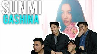 "Video hot damn... SUNMI - ""GASHINA"" (MV and LIVE Reaction) download MP3, 3GP, MP4, WEBM, AVI, FLV Oktober 2017"