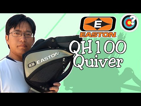 Archery | Easton QH100 Hip Quiver Review