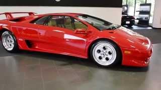 1994 Lamborghini Diablo VT Red LT0516